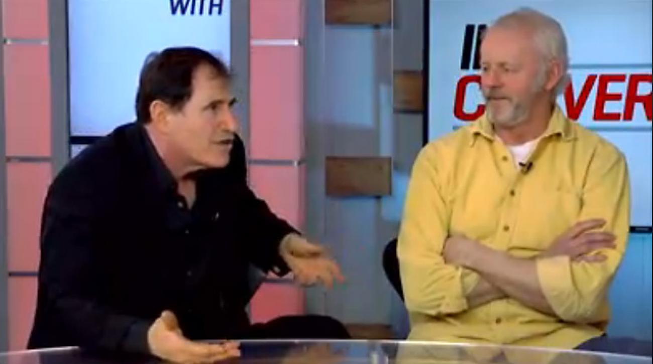 In Conversation With: Michael Bamberger Interviews Actors Richard Kind and David Morse