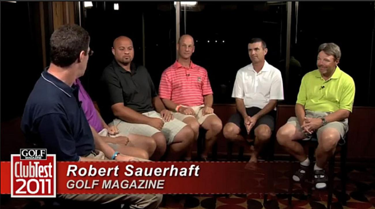 ClubTest 2011 Roundtable: Irons