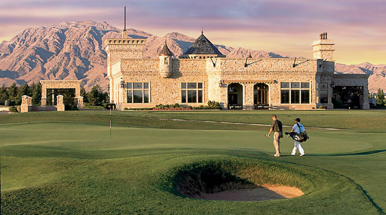 Top Replica Courses in Las Vegas