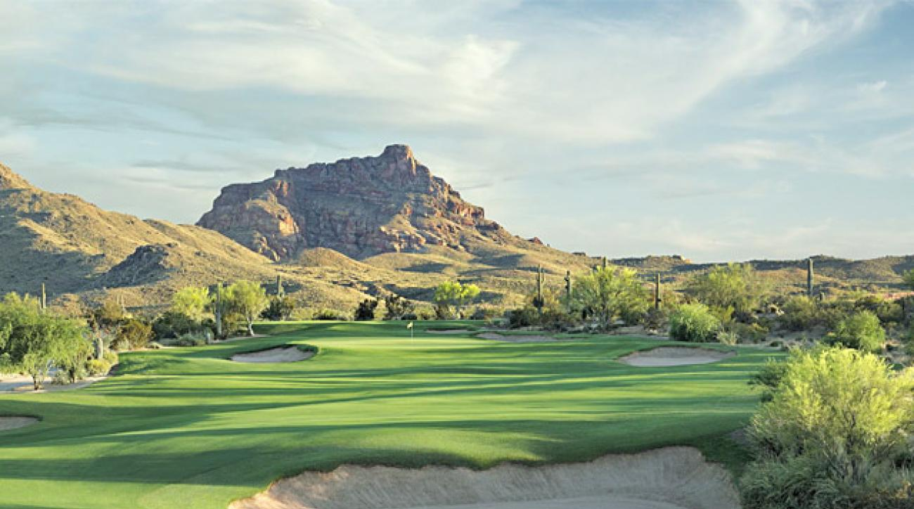 Travelin' Joe's Three Favorites: Desert golf courses
