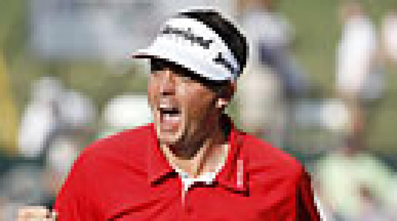 PGA Tour Shots of the Year: Keegan Bradley's Birdie Putt at the PGA Championship