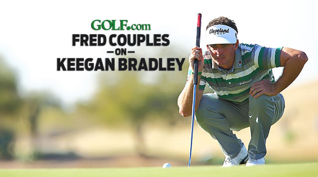 New Legends: Fred Couples on Keegan Bradley