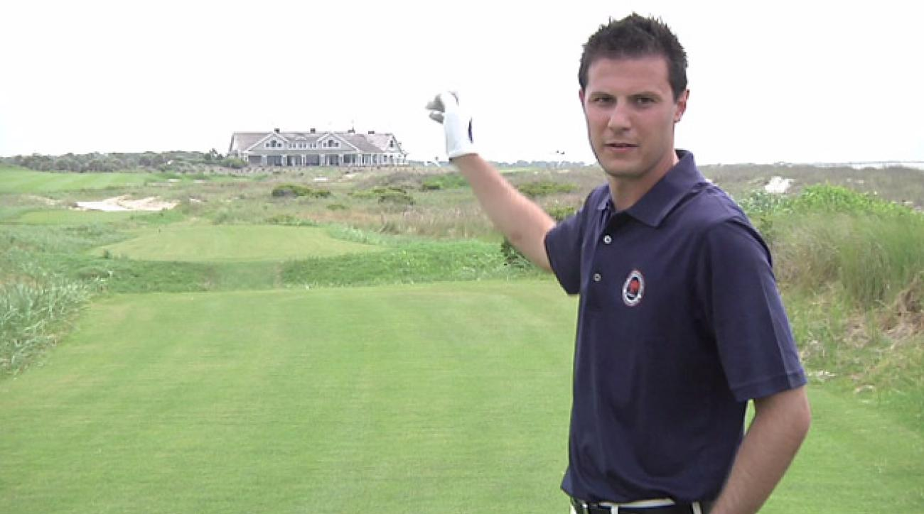 PGA Championship Preview: How to play closing holes at the Ocean Course