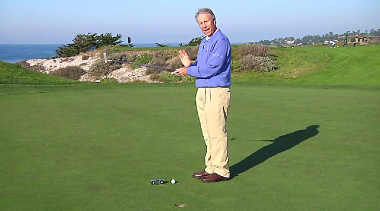 No. 1 Way to Make Short Putts