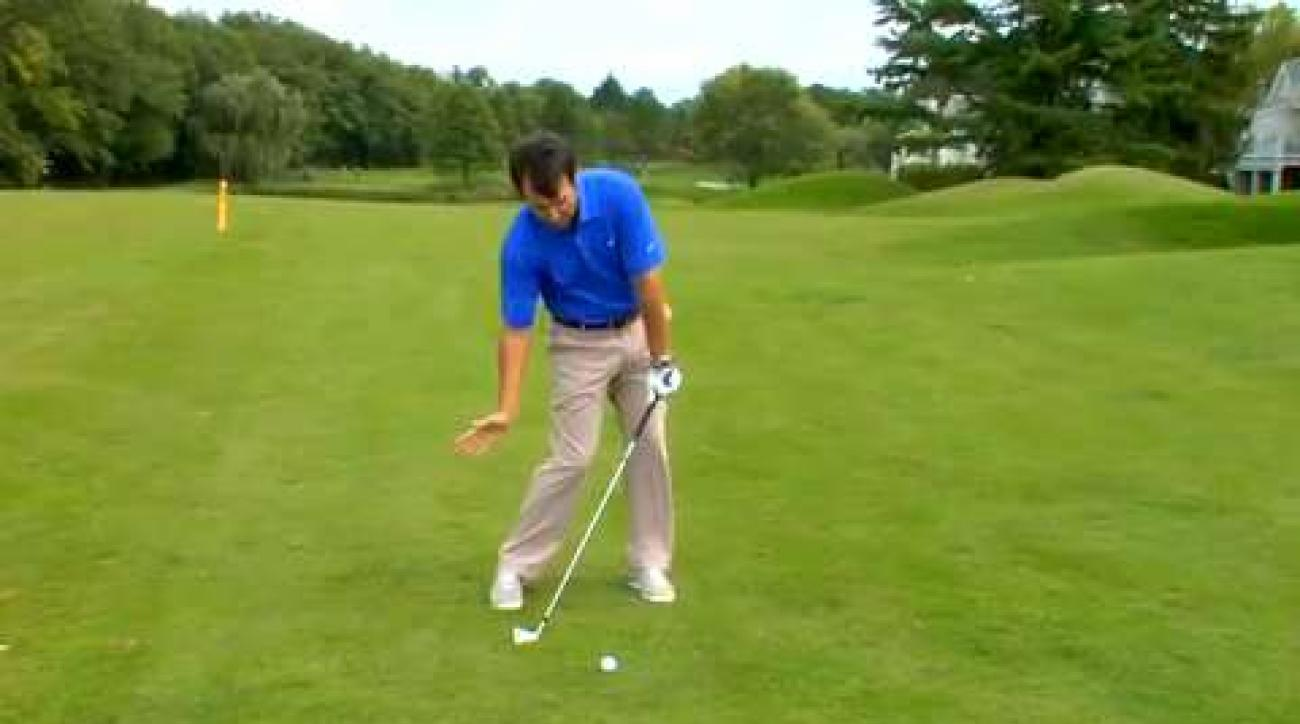 how to hit long irons