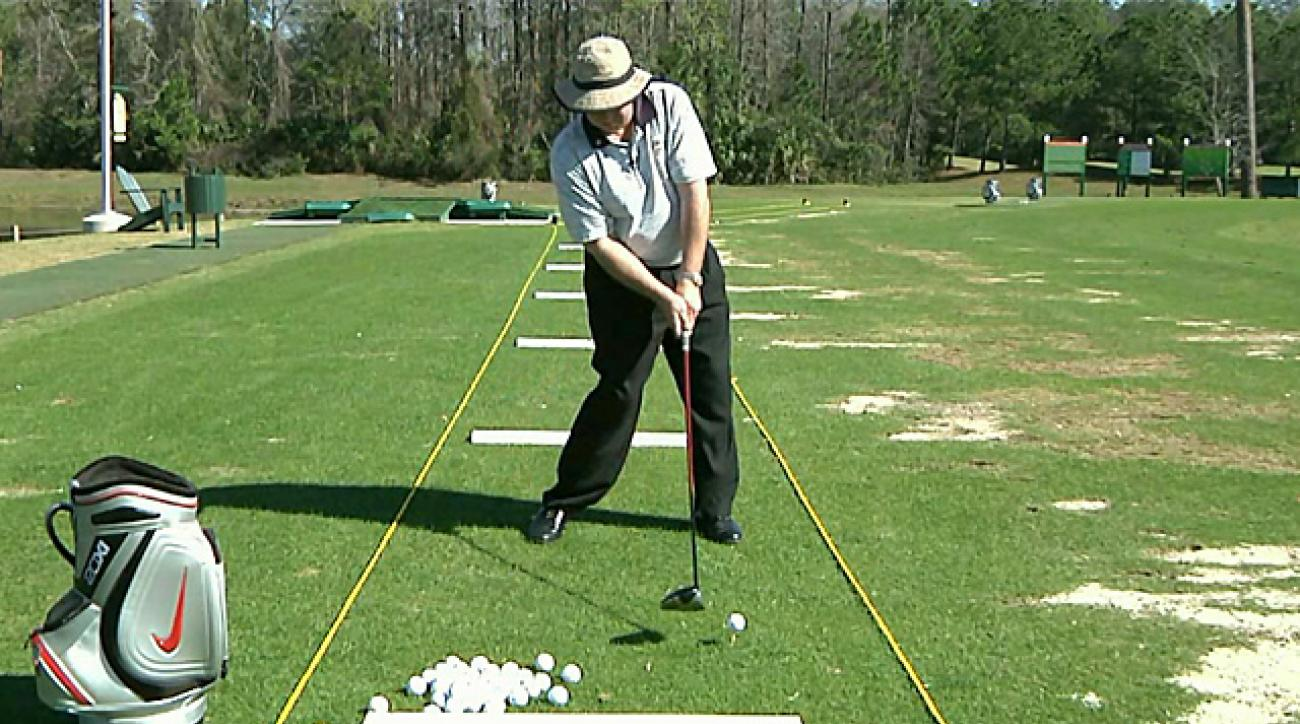 Lou's Lab: Downward Strike with Fairway Woods