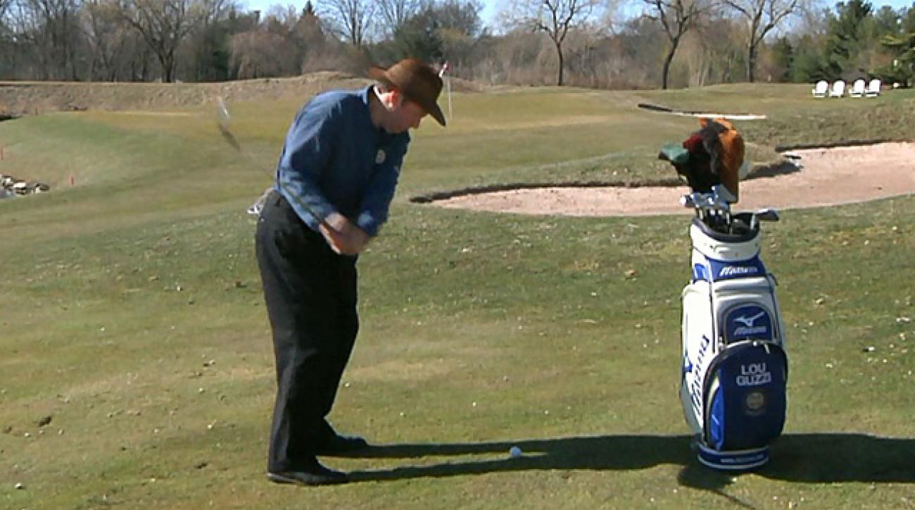 Lou's Lab: Master the 40-Yard Pitch Shot