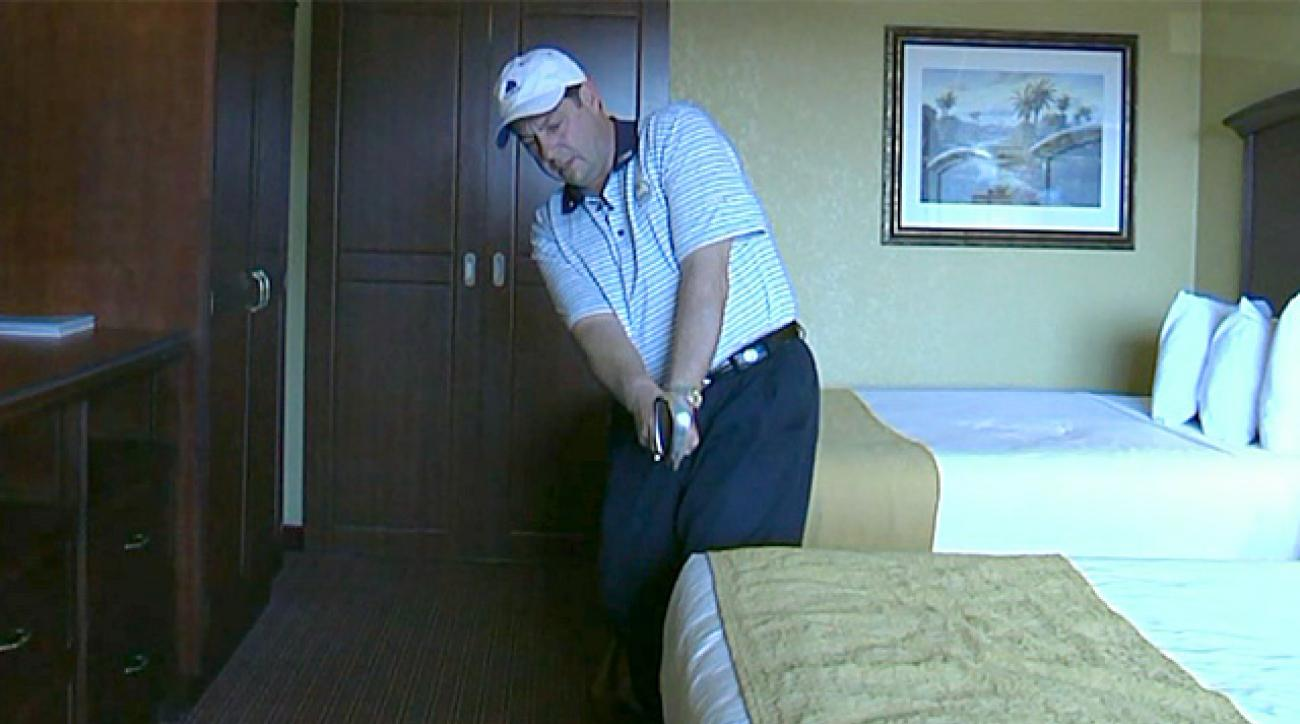 Lou's Lab: Hotel Room Drill