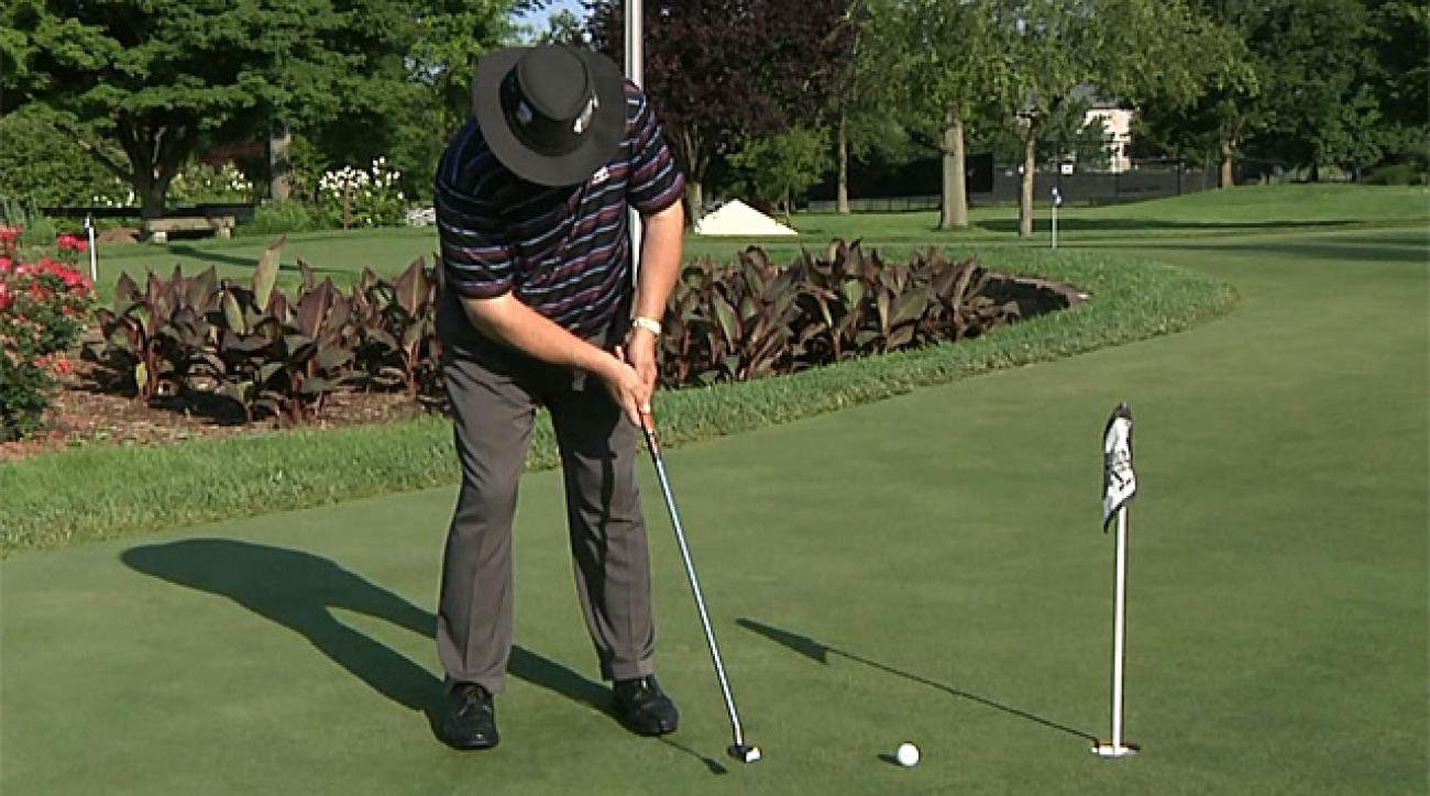 Better By Saturday: Make More Three-Foot Putts