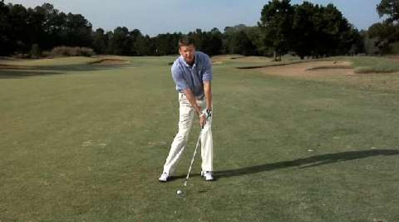 Hump Day Tip: Keep the Ball Low