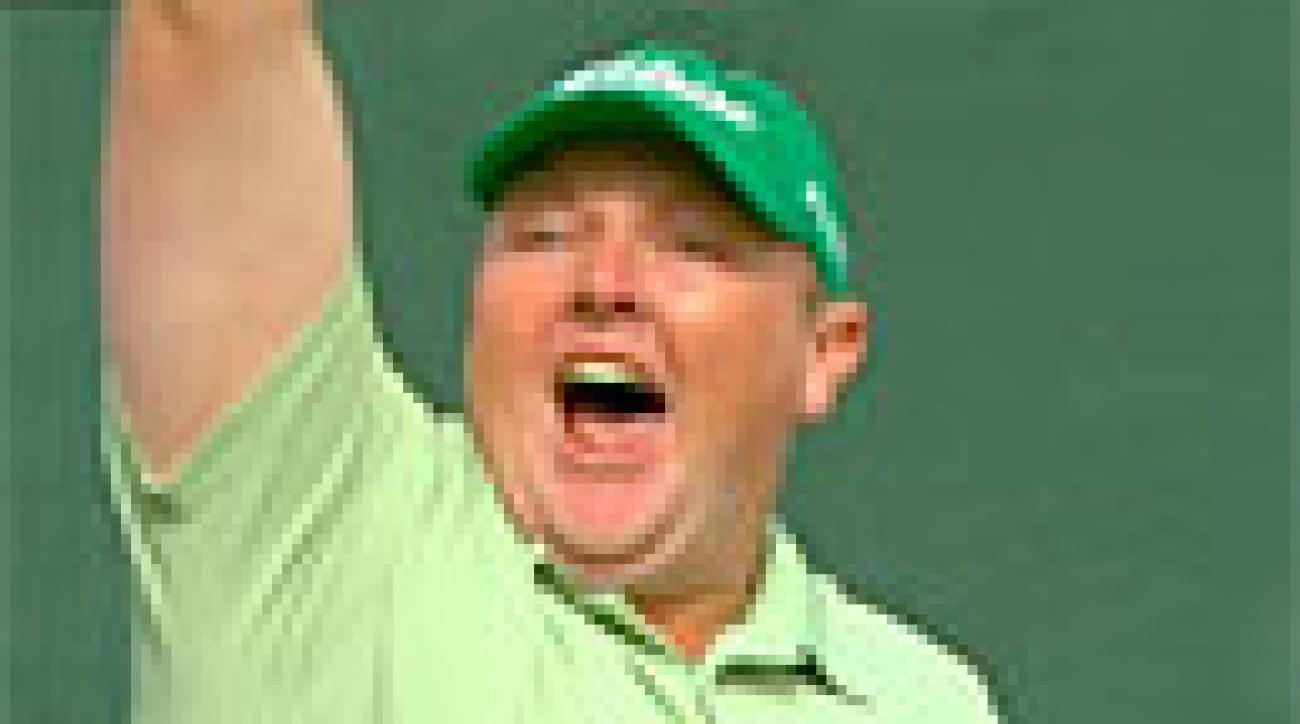 PGA Tour Shots of the Year: Jarrod Lyle's Ace at TPC Scottsdale