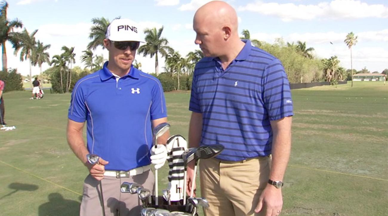 In My Bag: Hunter Mahan