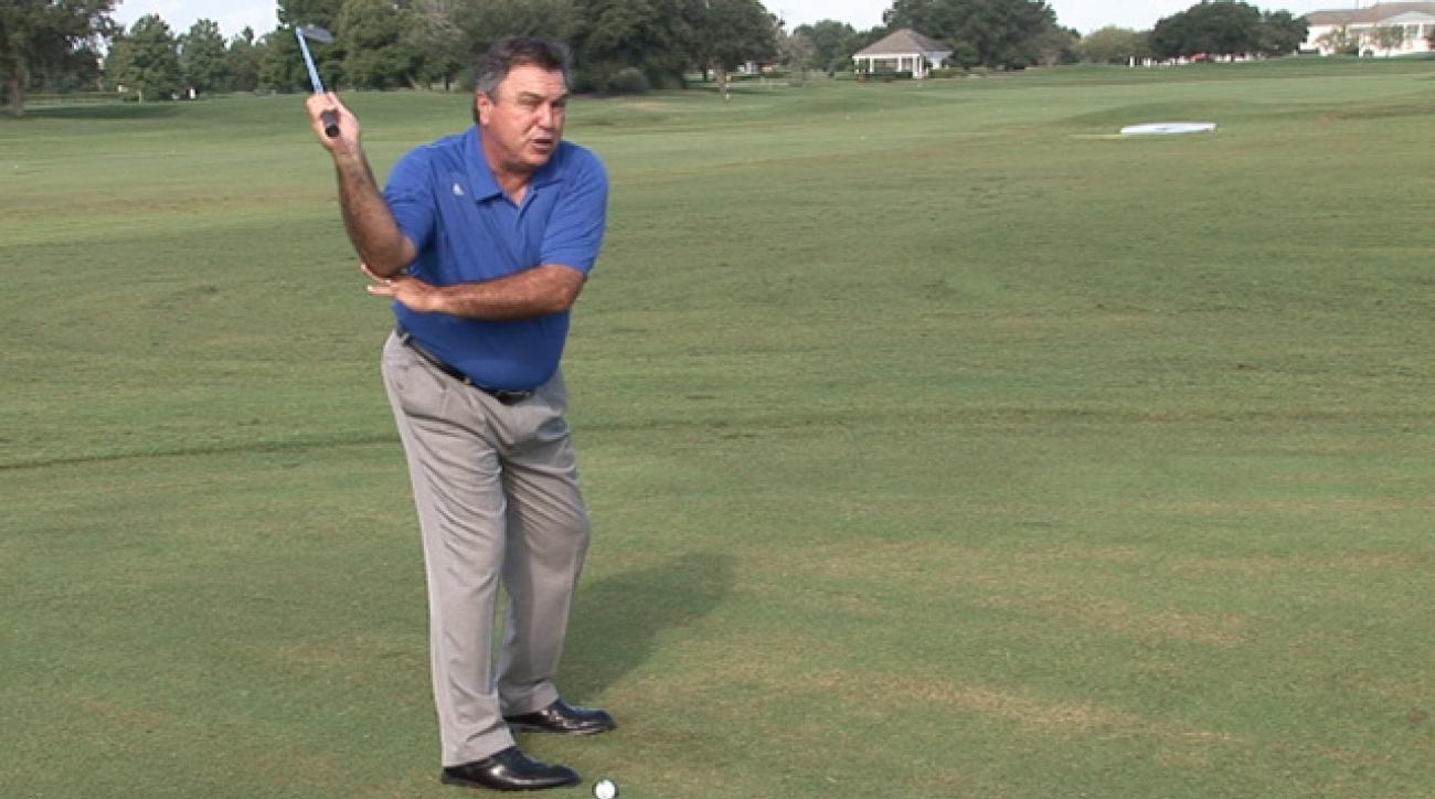 Learn Dufner's Key Downswing Move