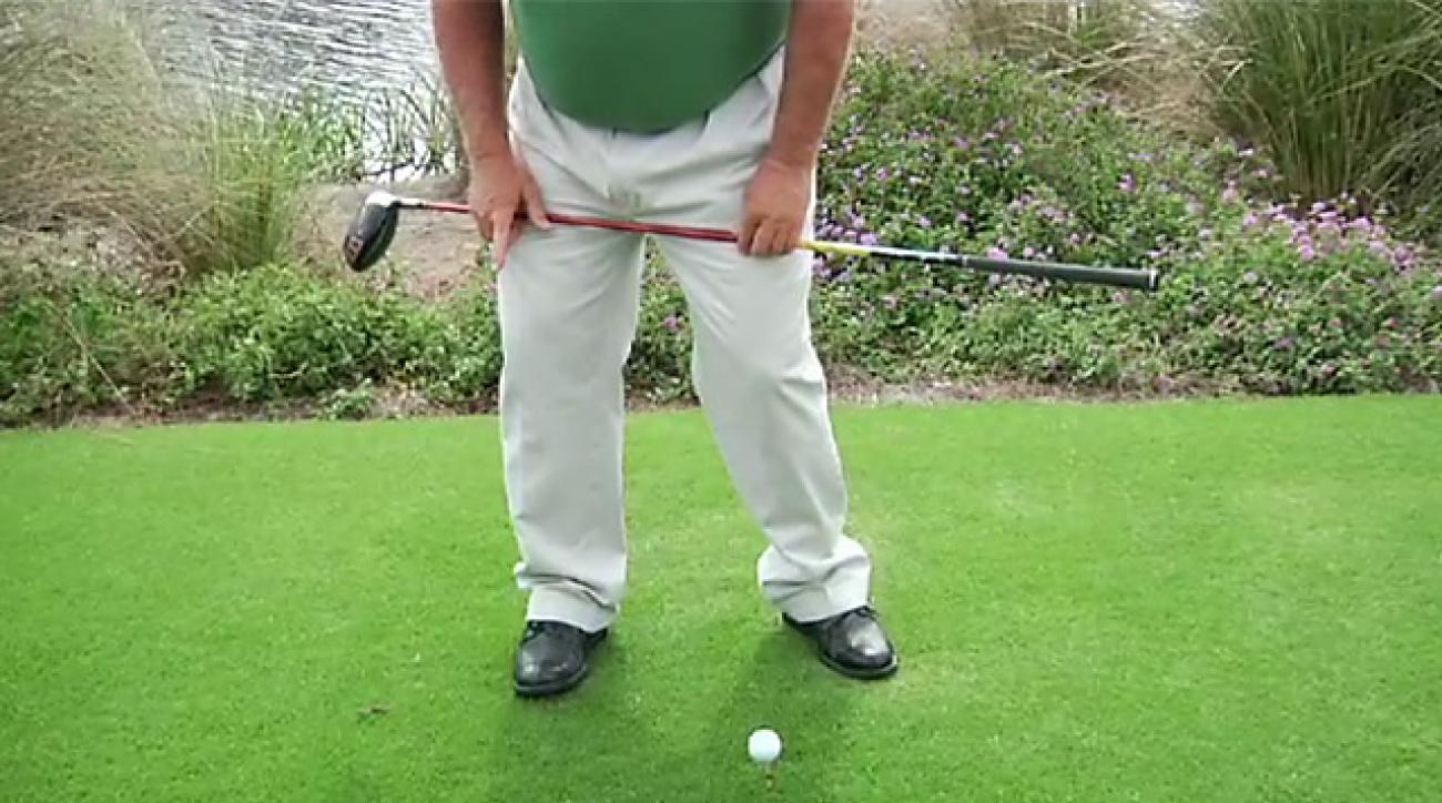 Find Your Natural Backswing