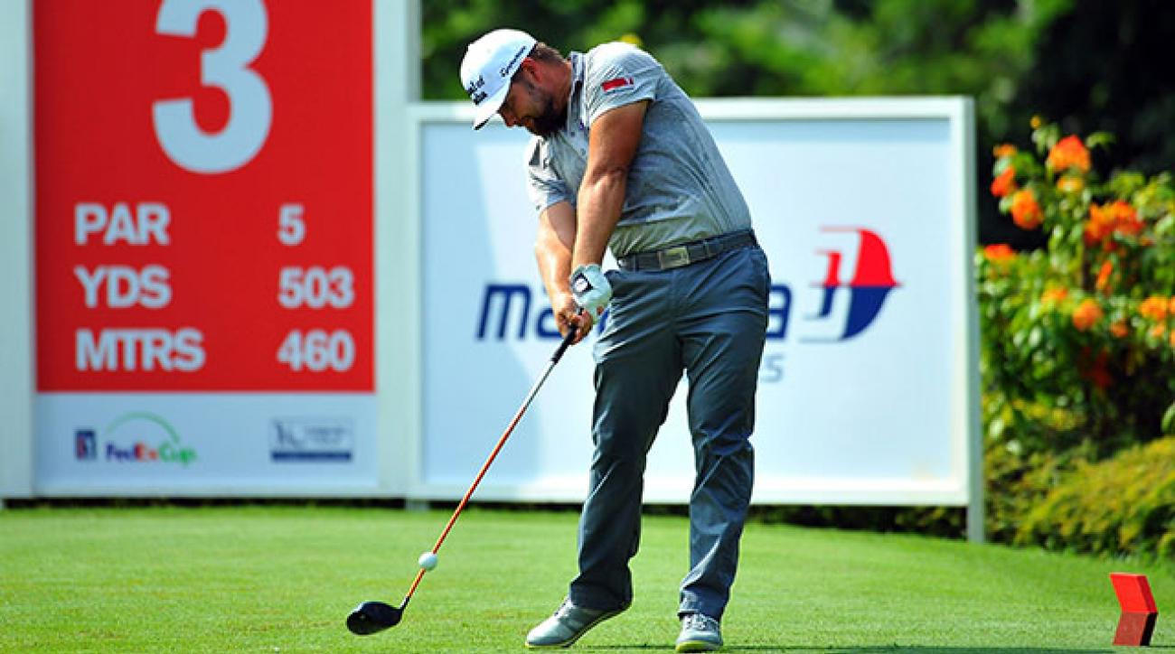 Shift Your Hips Like Ryan Moore for Powerful Drives