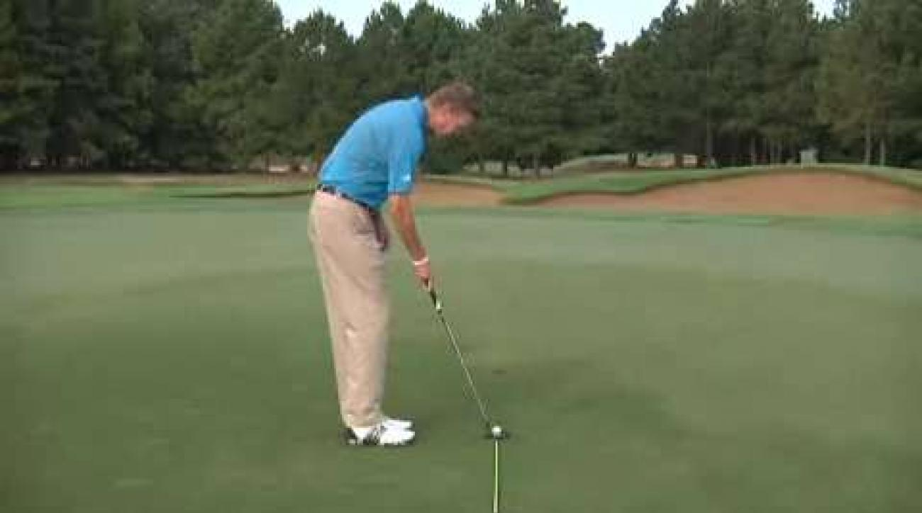 Hump Day Tip: Nail Five-Foot Putts