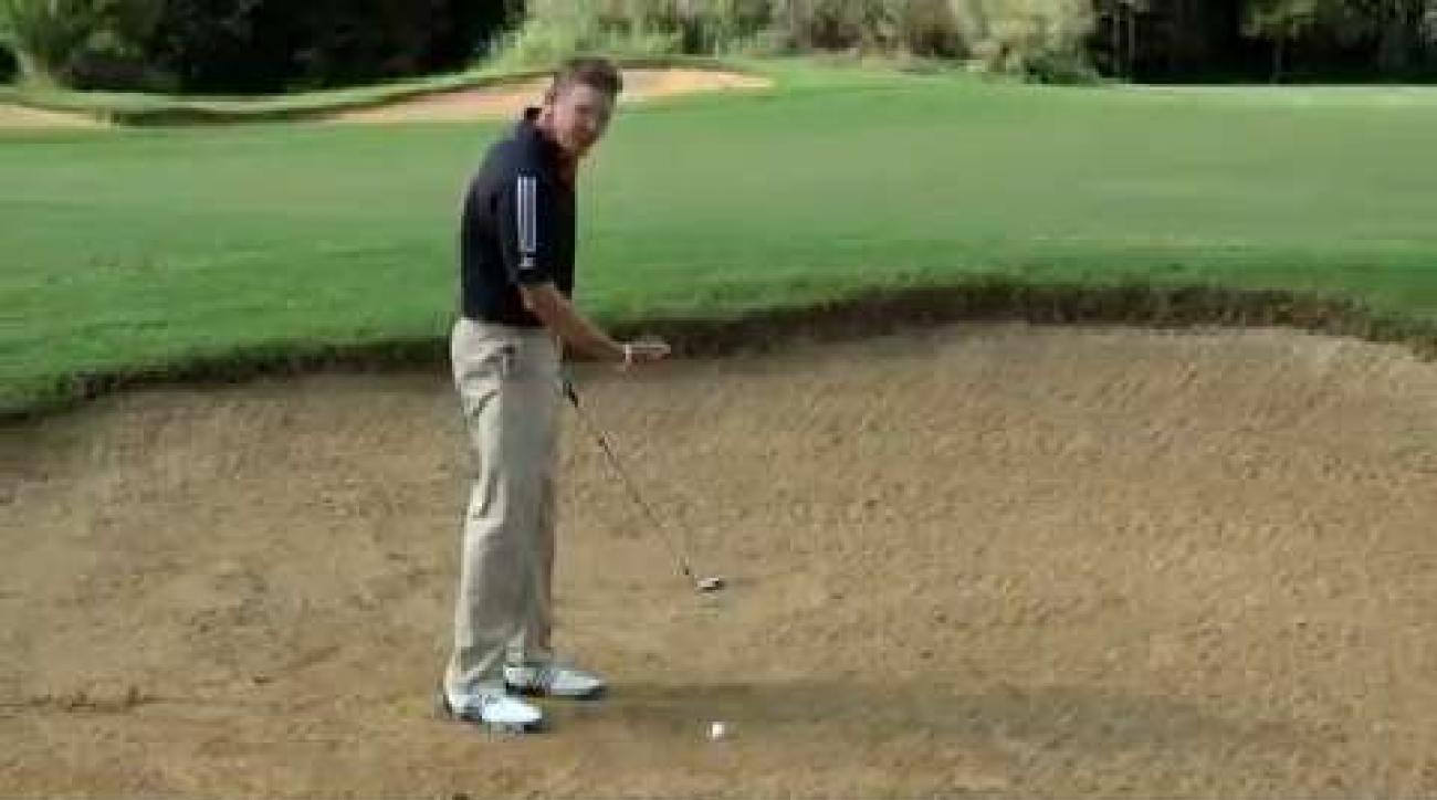 Hump Day Tip: New Way to Hit Bunker Shots