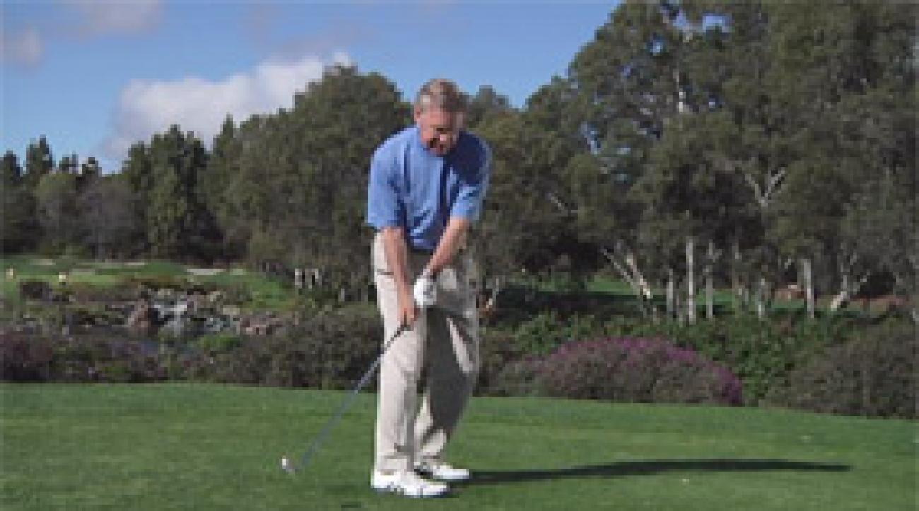 How to Swing with a Forward Posture