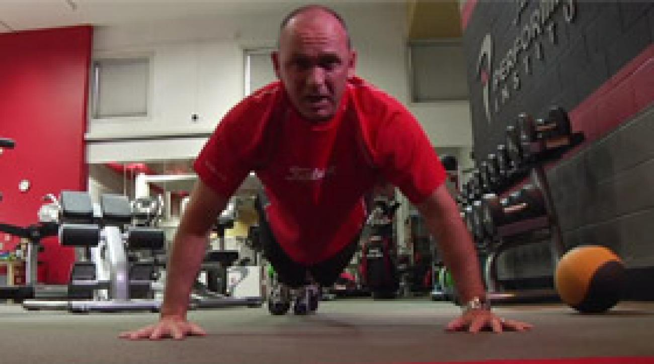 How to Build Push Strength