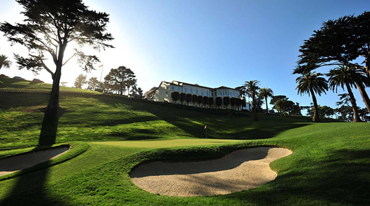 Super Bowl of Golf: San Francisco vs. Baltimore