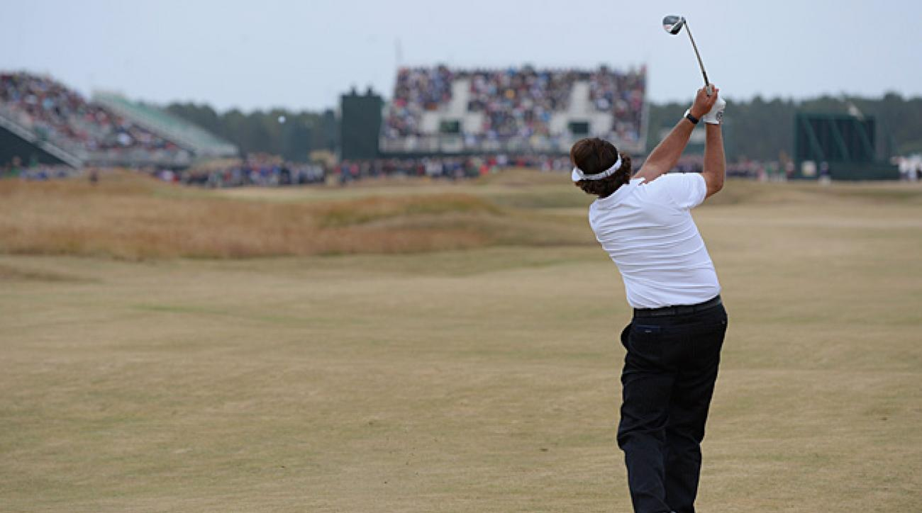 How To Hit Phil Mickelson's Monster 3-Wood