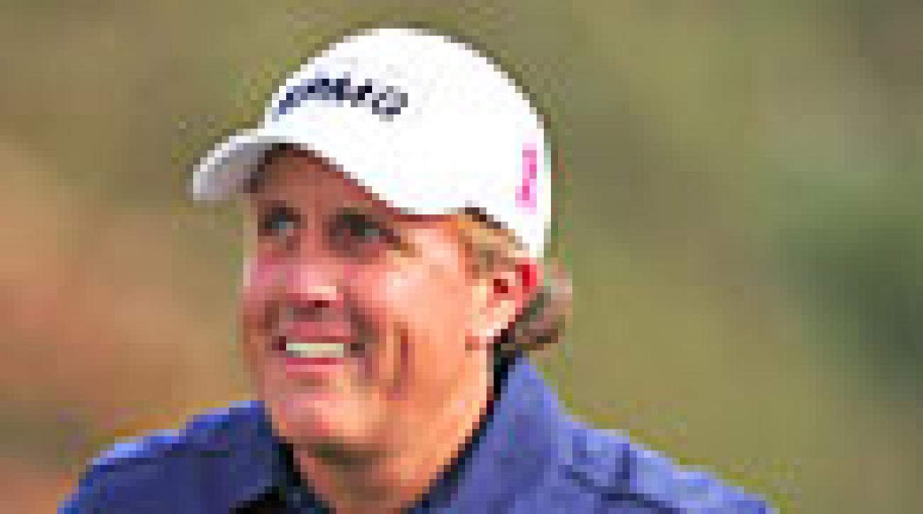 PGA Tour Shots of the Year: Phil Mickelson at Torrey Pines