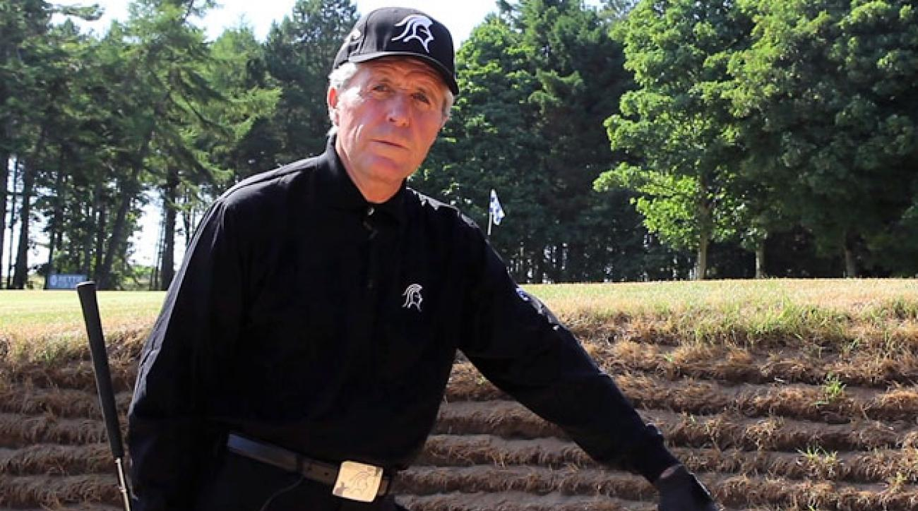 Gary Player's Short-Game Tips For Links Golf