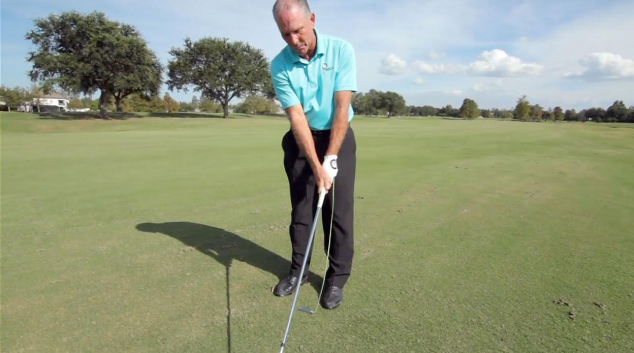 Ron Gring: A New Grip For Straight Shots
