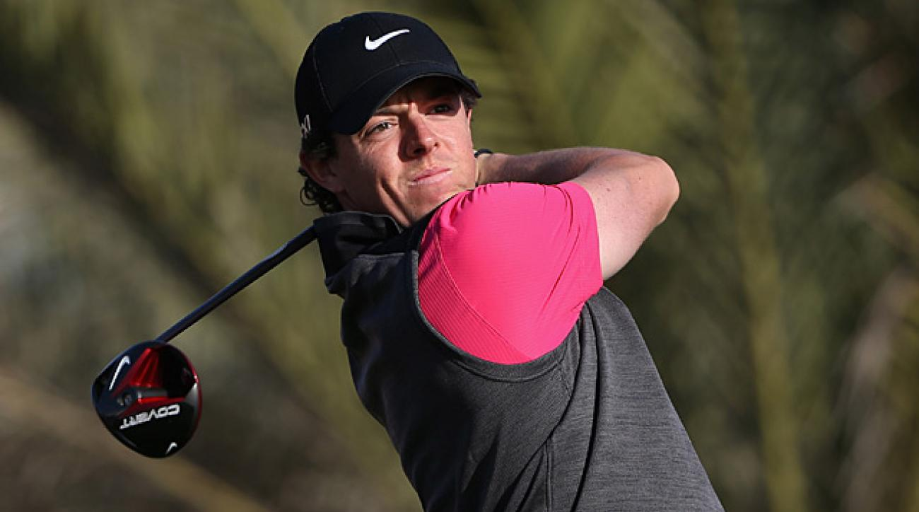 Pros weigh in on Rory McIlroy's move to Nike