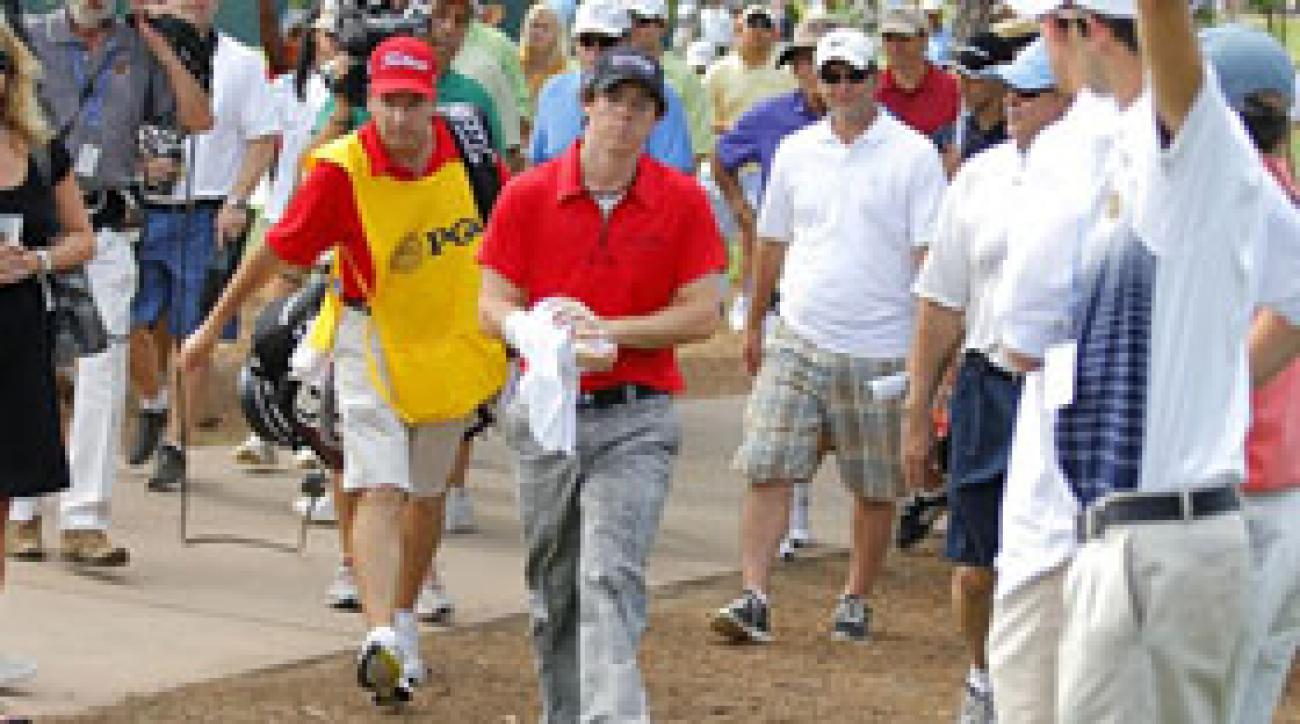 2011 PGA Championship: Full Tournament Highlights