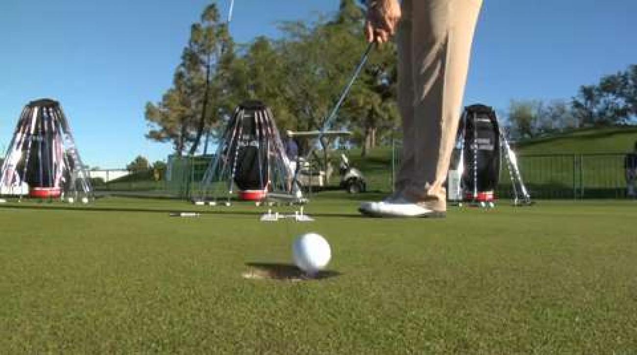 Practice Like the Pros: Scott Stallings