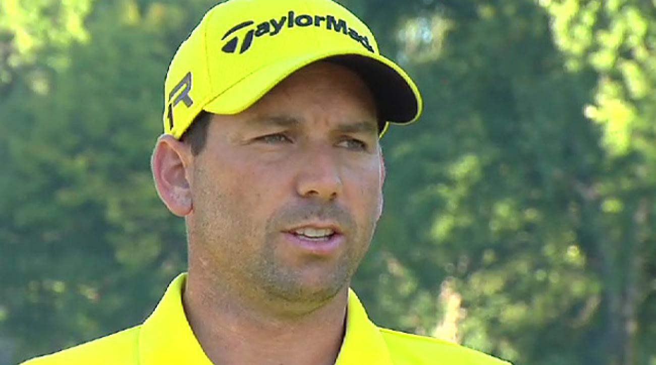 Sergio Garcia's Best Iron Tips