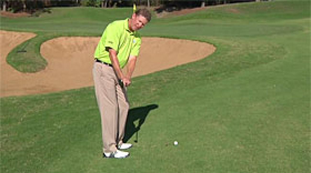 Hump Day Tip: Two Ways to Save Strokes Around the Green