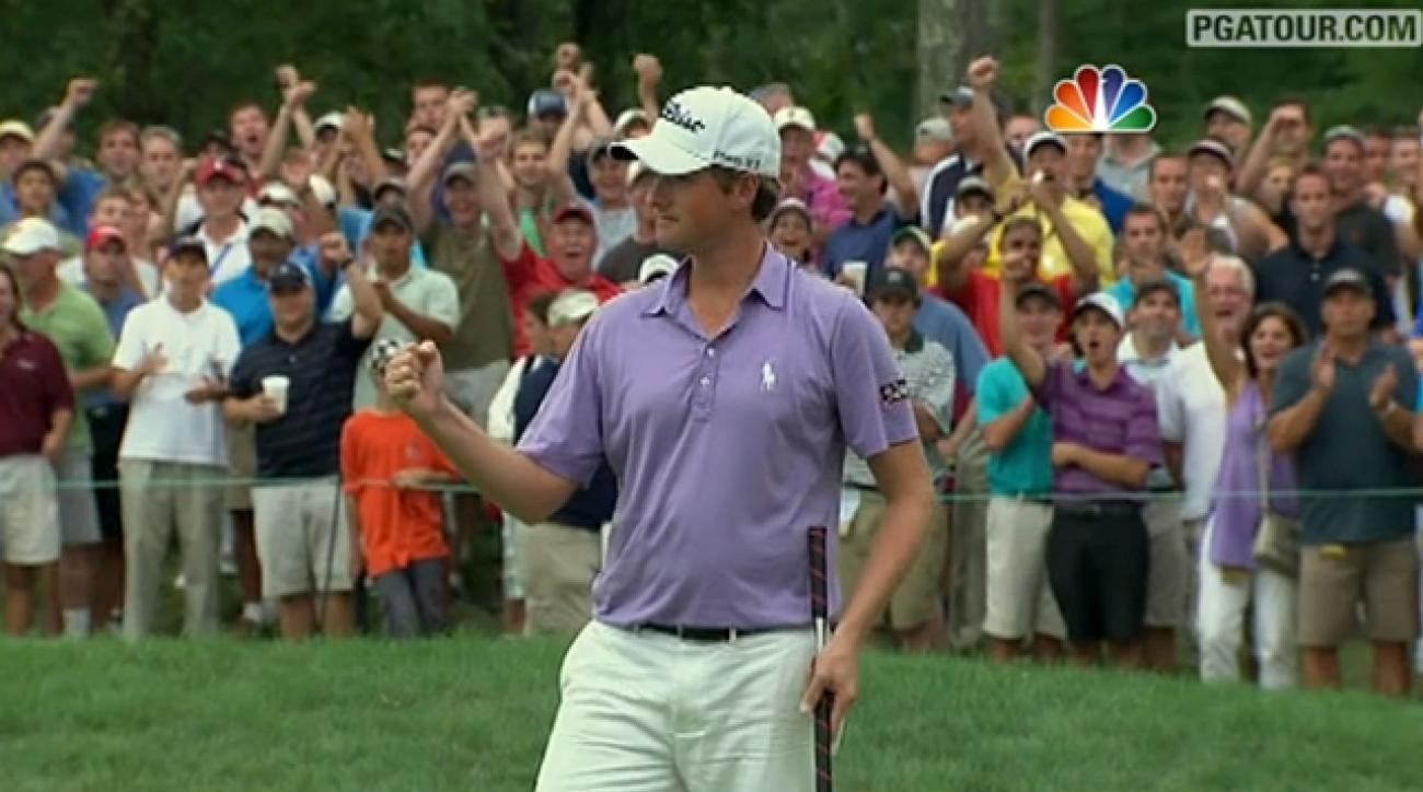 Shots of the Week, Deutsche Bank Championship