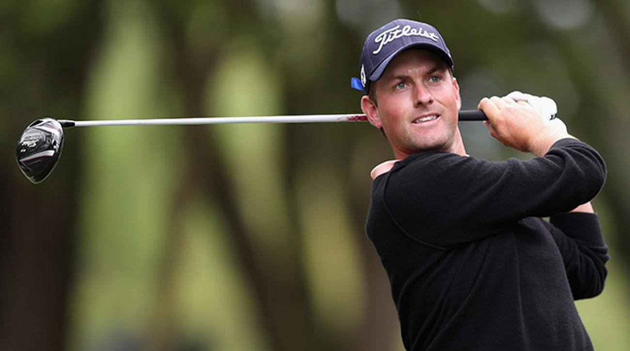 New Legends: Webb Simpson