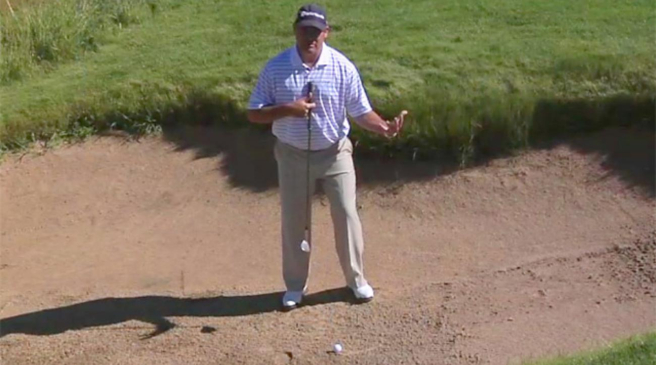Pro Way To Escape Fairway Bunkers
