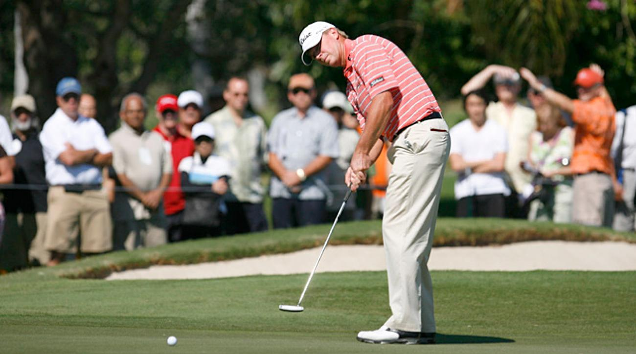 2012 Sony Open: First Round Highlights
