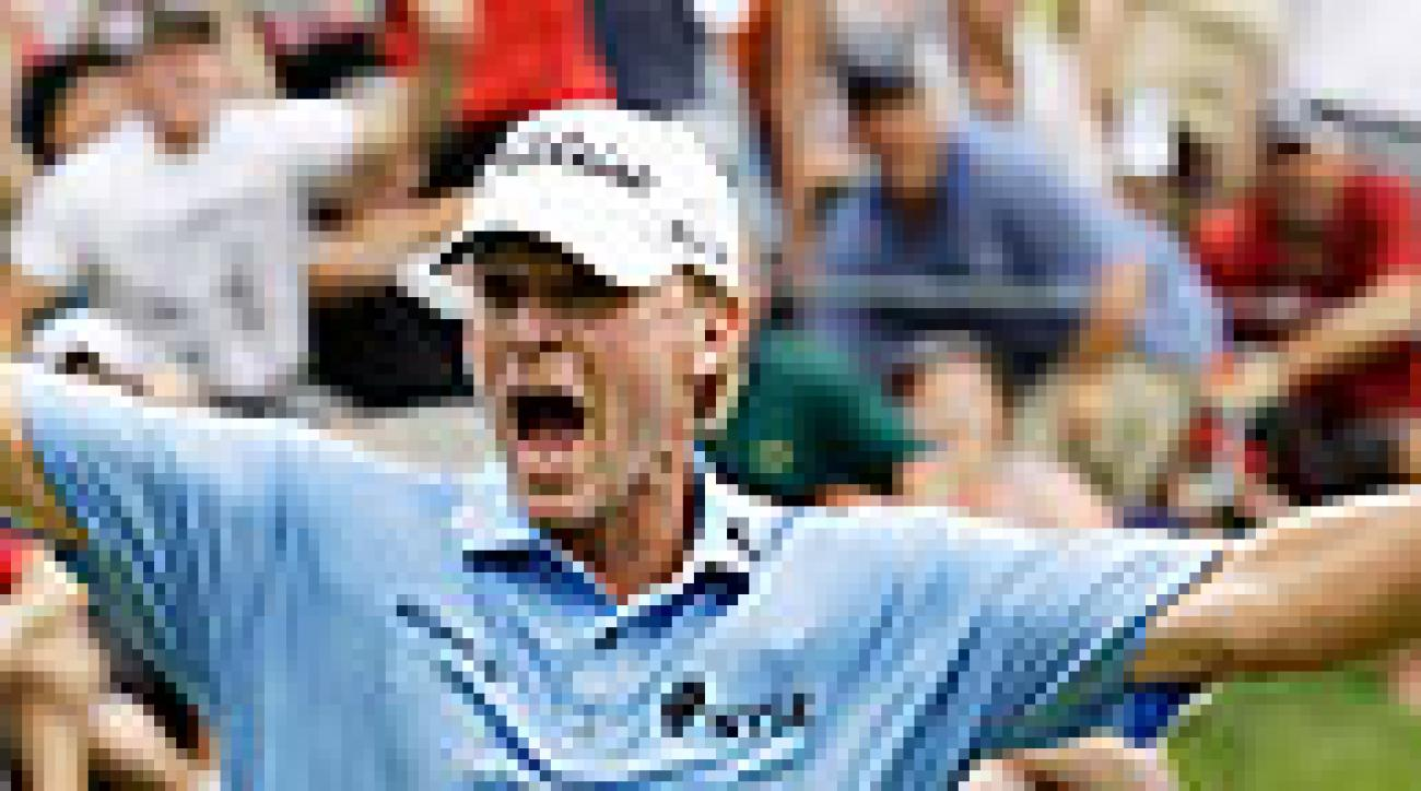 PGA Tour Shots of the Year: Steve Stricker's Birdie at the John Deere Classic