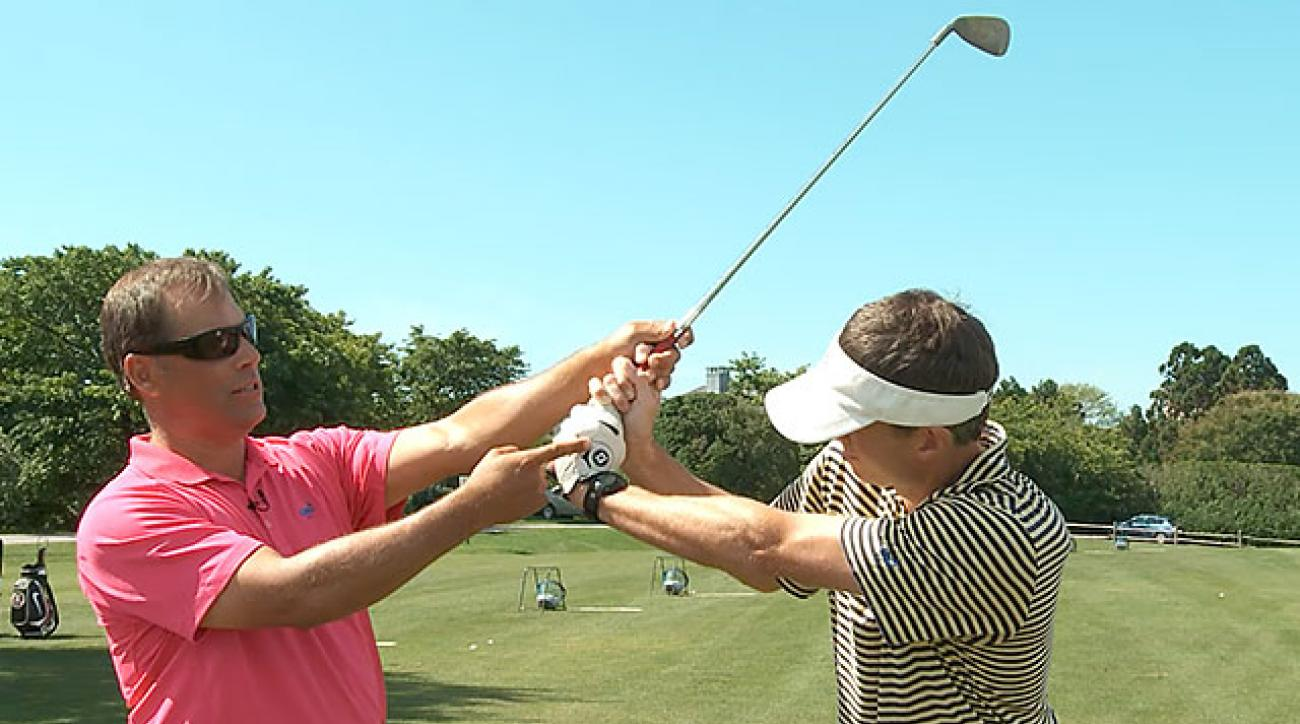 Top 100 Swing Academy: Stop Missing High and Right