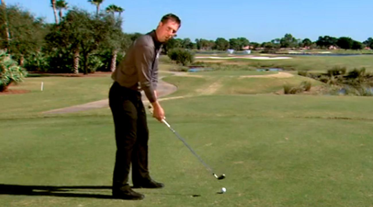 Three Keys to a Pre-Shot Routine