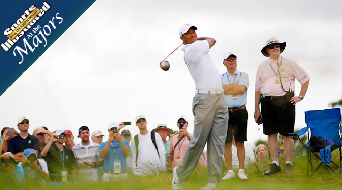 How will Tiger fare at the PGA Championship?