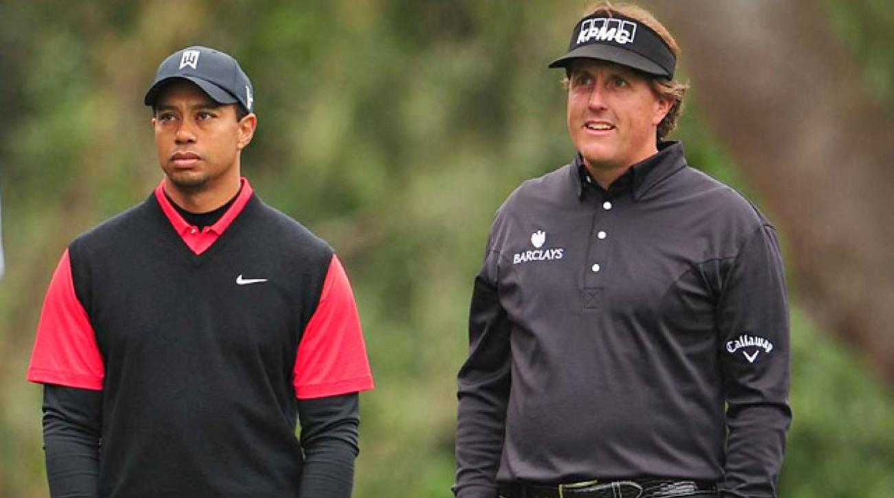 Mid-Season Report Cards: Tiger, Phil, Rory and Bubba