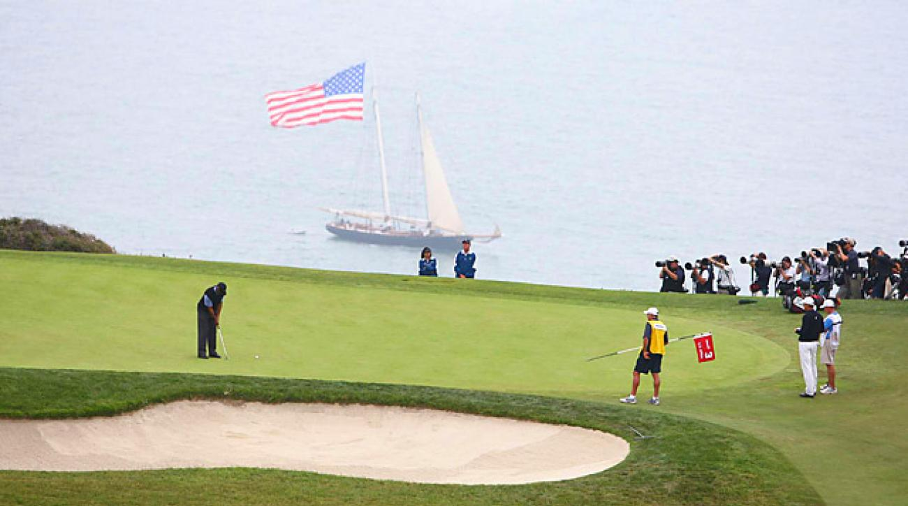 Scorecard: How will Phil and Tiger fare at Torrey Pines?