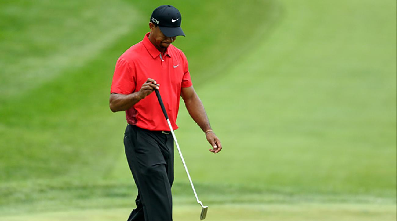 2013 U.S. Open: What happened to Tiger this week?
