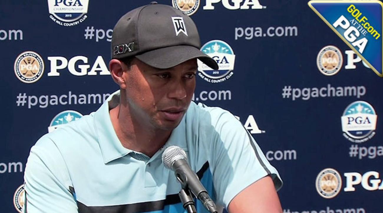 Tiger: I'm Still Right There