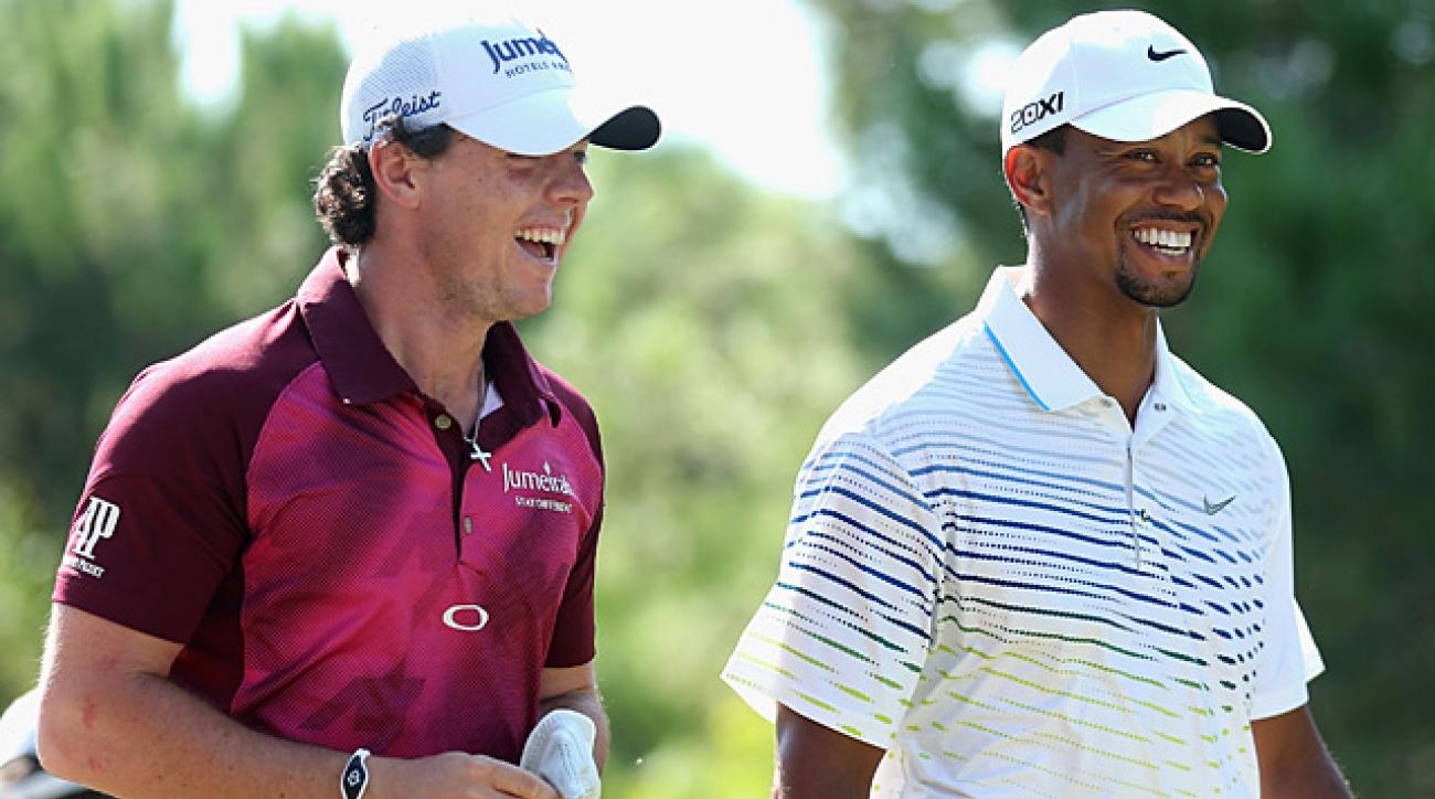 Scorecard: Will Tiger Woods usher in a new world tour?