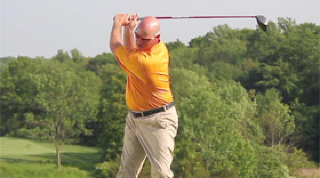 Three Ways to Deliver the Clubhead