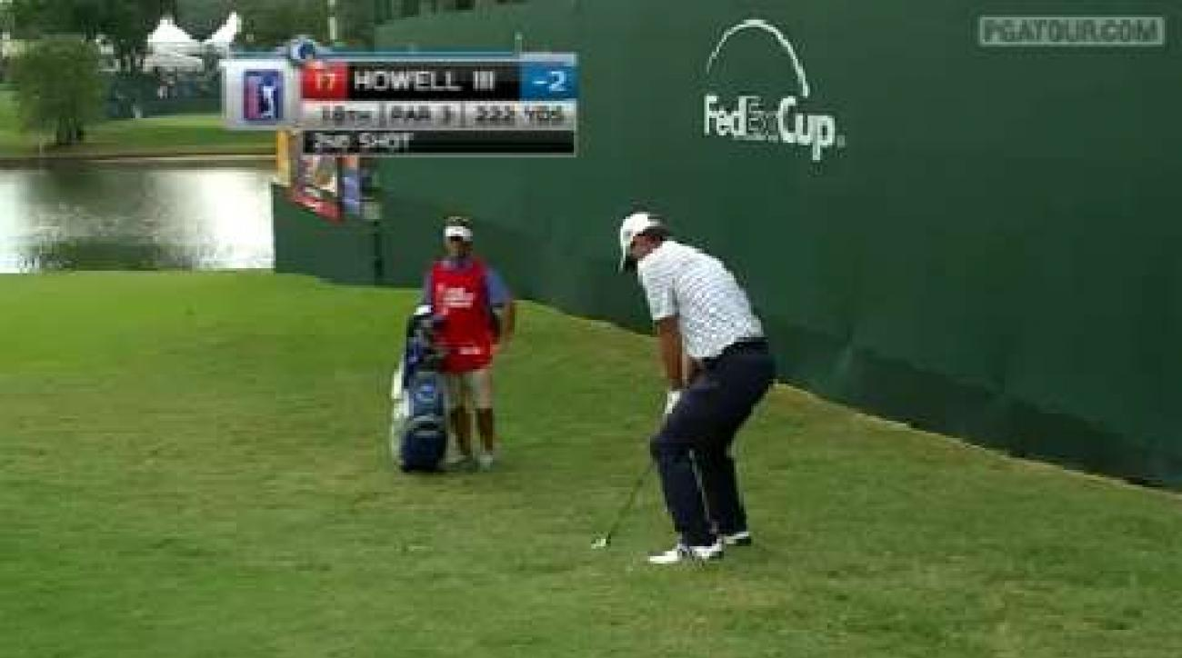 2011 Tour Championship: First Round Highlights