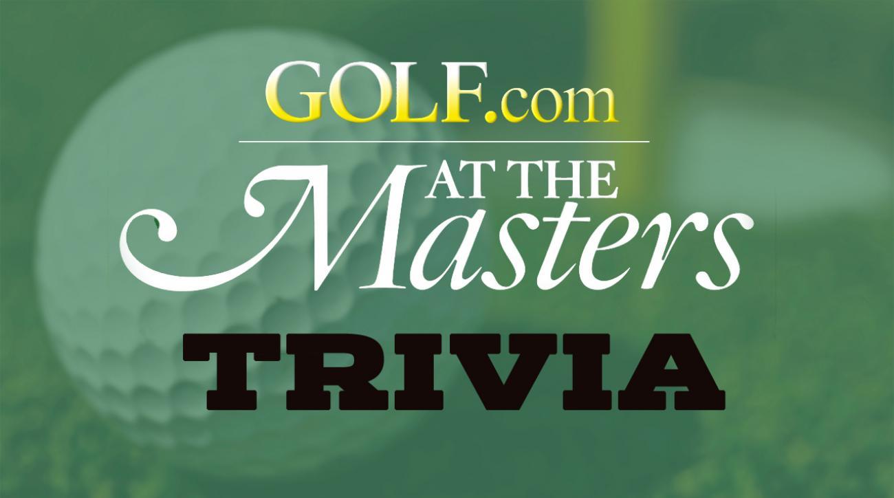 Masters Trivia Quiz