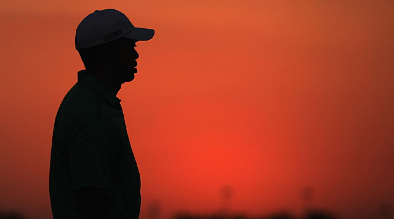 Tiger Woods 2013 season preview